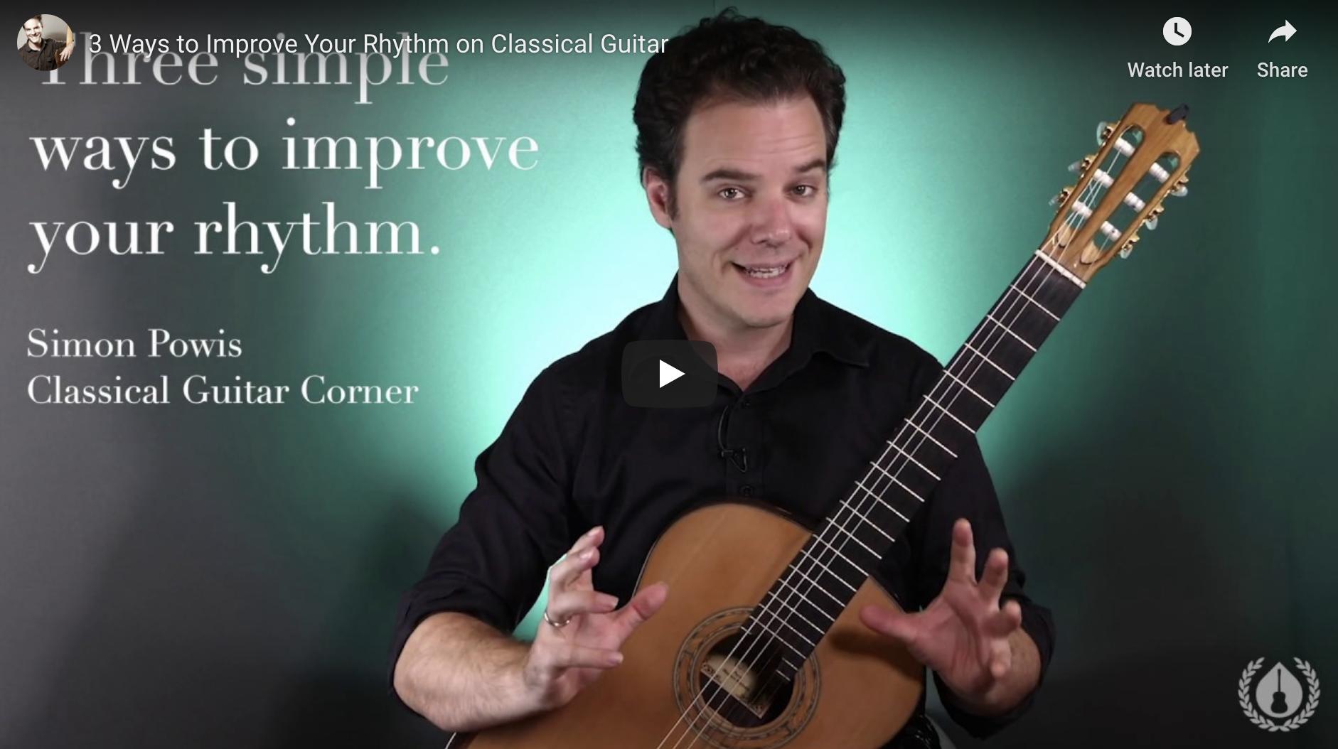 3 Ways to improve your rhythm